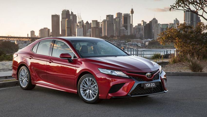 10 خودروی پرفروش شش ماههی اول 2018