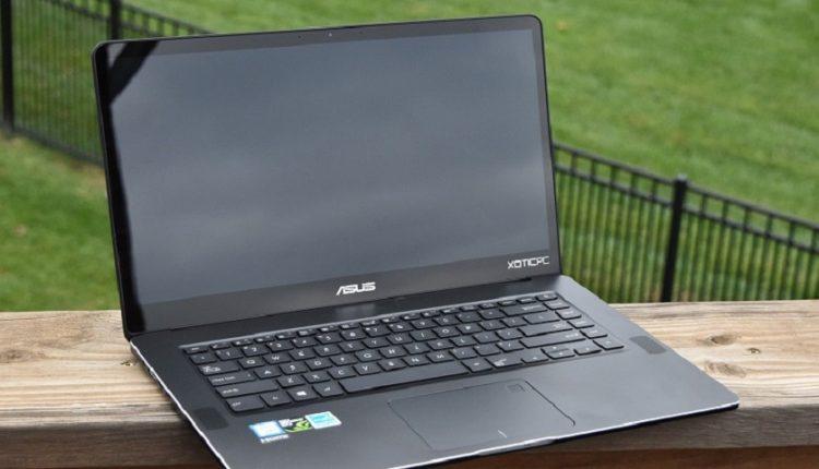 ایسوس ZenBook Pro 15 UX550 را معرفی شد