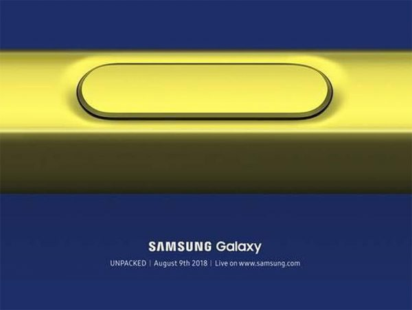 galaxy note 9 S Pen 600x451 - مروری بر تمام آنچه که تاکنون درباره گلکسی نوت 9 میدانیم