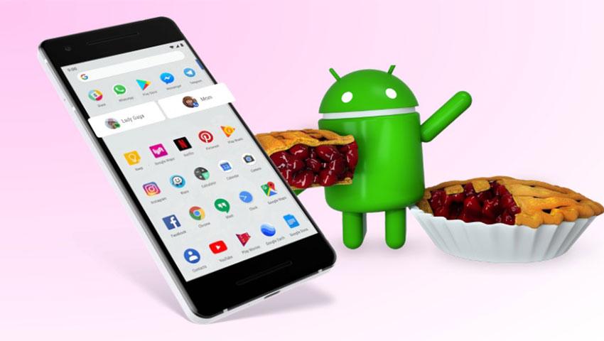 نسخه جدید اندروید به نام اندروید 9 پای (Android 9 Pie) منتشر شد