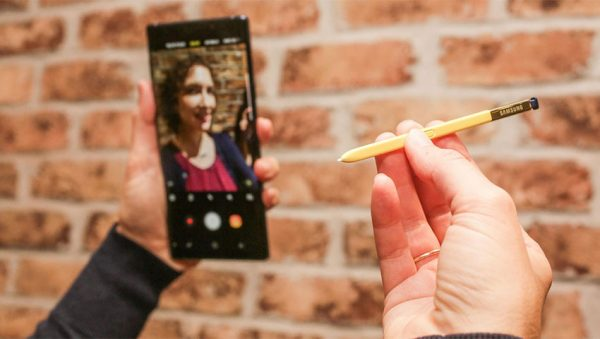 new S Pen 2 600x339 - گلکسی نوت 9 و 7 نکته و ترفند در رابطه با قابلیتهای قلم اس پن