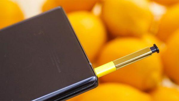 new S Pen 3 600x339 - گلکسی نوت 9 و 7 نکته و ترفند در رابطه با قابلیتهای قلم اس پن