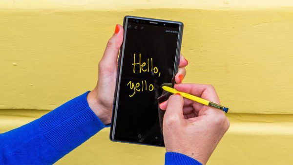 new S Pen 7 600x339 - گلکسی نوت 9 و 7 نکته و ترفند در رابطه با قابلیتهای قلم اس پن