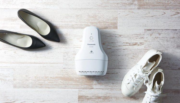 Panasonic Shoe Deodorizer راهکار پاناسونیک برای بوی ناخوشایند کفش