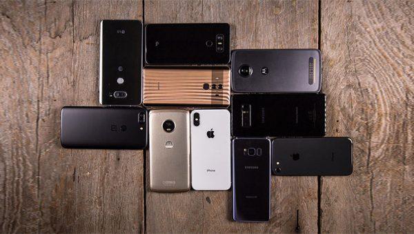 راهنمای کلی خرید گوشی هوشمند در سال 2018 [شهریور 97]