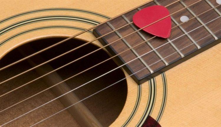 چطور پیک گیتار بسازید؟