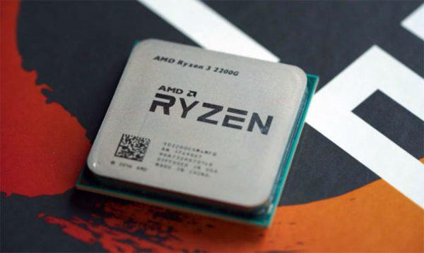 ryzen 3 2200g 600x359 - ایامدی یا اینتل، کدام یک پردازندههای بهتری دارند؟