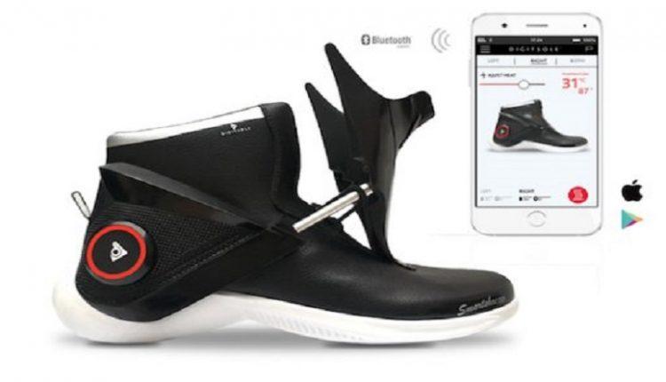 تکنولوژی کفش های هوشمند