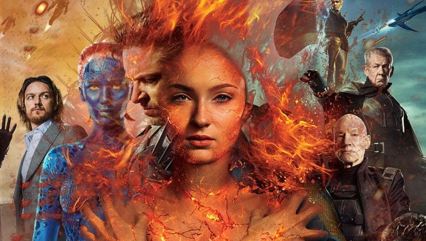 فیلم مردان ایکس: ققنوس تاریک «X-Men: Dark Phoenix»