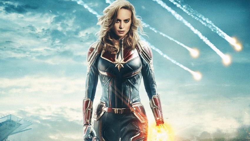 تریلر فیلم کاپیتان مارول «Captain Marvel»