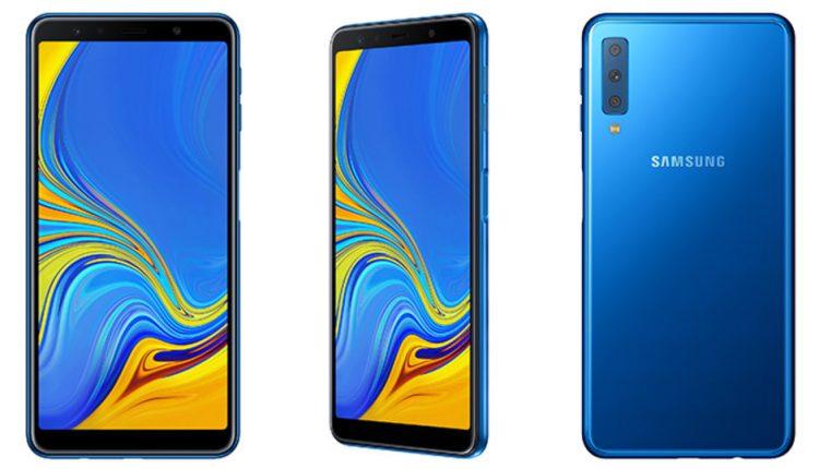 گلکسی ای 7 «Galaxy A7 2018»