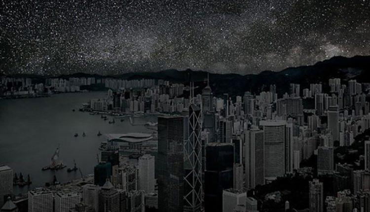 شهرهای دنیا در تاریکی مطلق چه شکلی خواهند بود