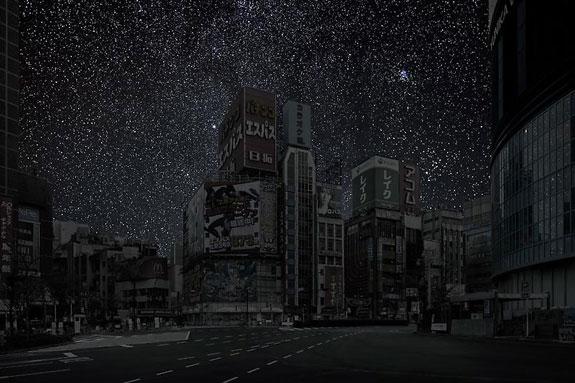 توکیو، ژاپن در 2011-11-16 ساعت 23:16