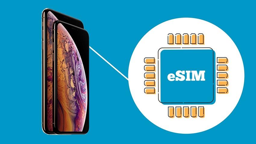 فناوری eSIM آیفون 10 اس تنها در 10 کشور پشتیبانی میشود!