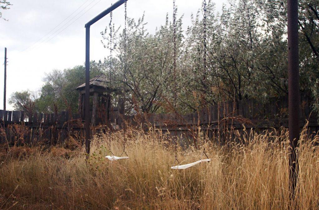 شهری رها شده در آمریکا که از سال 1990 خالی از سکنه بود است