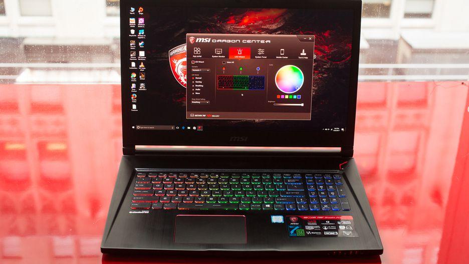 MSI GS73VR Stealth Pro 4K