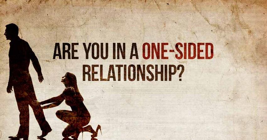 6 نشانه دردناک که شما در یک رابطه و عشق یک طرفه گرفتار شدهاید!