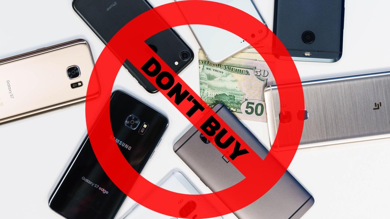چرا نباید حالا گوشی موبایل و لوازم الکترونیکی بخرید