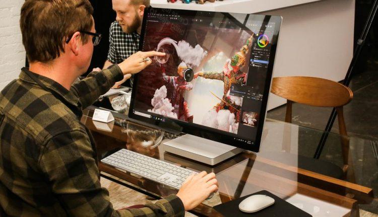 سرفیس استودیو 2 «Surface Studio 2»