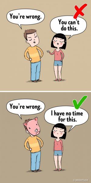 111 300x600 - ۱۰ کاری که هیچوقت نباید اجازه بدهید دیگران با شما بکنند!