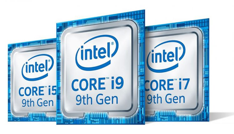 پردازندههای نسل نهم اینتل با سرعت 5 گیگاهرتزی در راهاند!