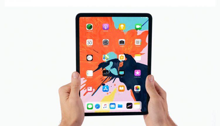 آیپد پرو 2018 در دو اندازه 11 و 12.9 اینچی معرفی شد