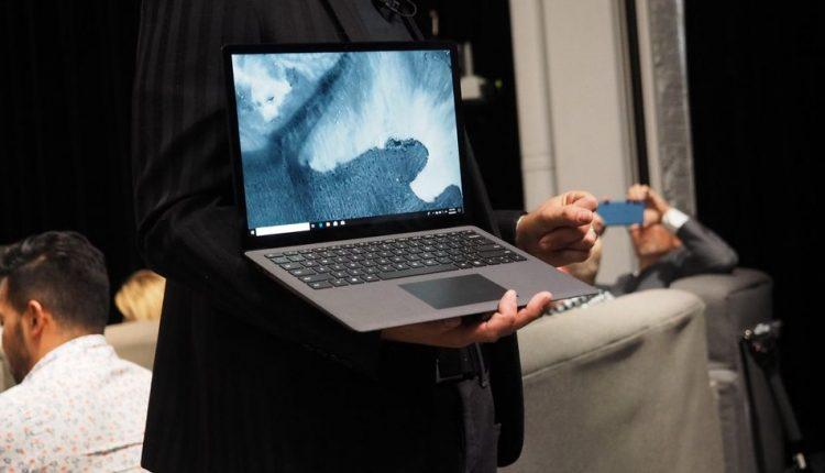 سرفیس لپ تاپ 2 «Surface Laptop 2»