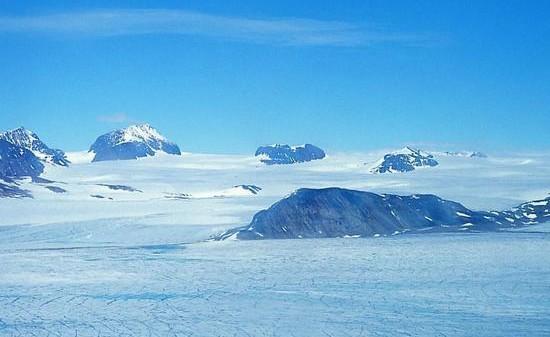 Eismitte در گرینلند