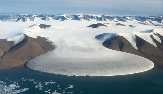 North Ice درگرینلند