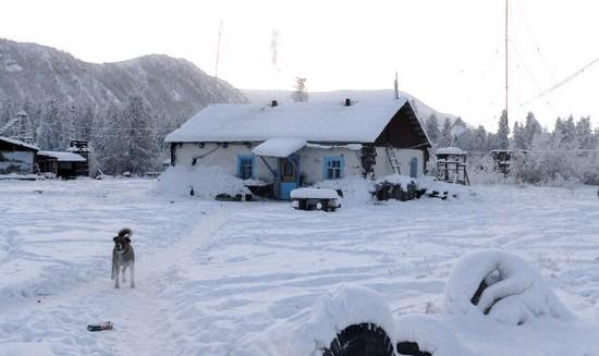 Oymyakon در روسیه