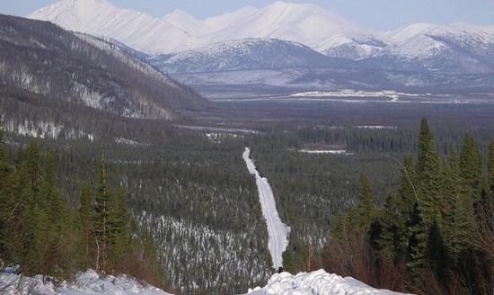 Fort Selkirk, Yukon در کانادا