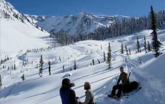 Rogers Pass, Montana در آمریکا