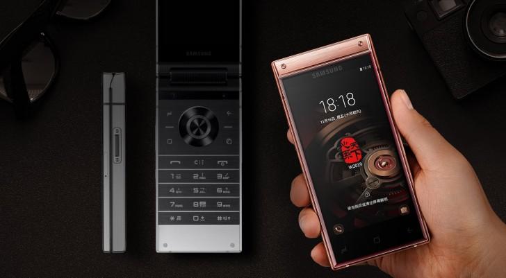 W2019 4 1 - گوشی تاشوی W2019 سامسونگ معرفی شد؛ پرچمداری قدرتمند با دو نمایشگر امولد