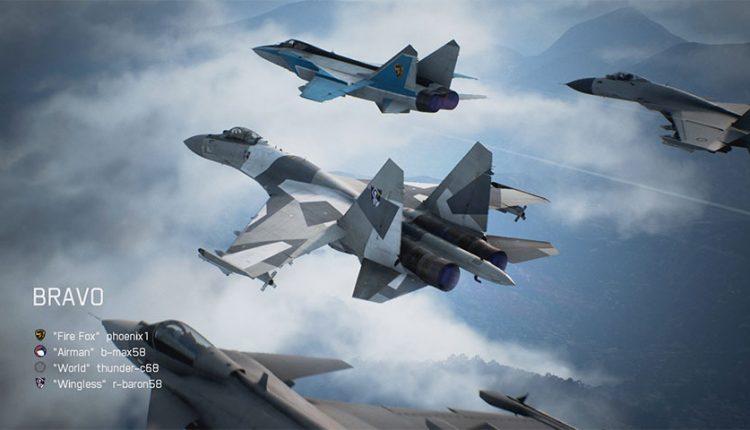 جزئیات جدید از بخش آنلاین Ace Combat 7