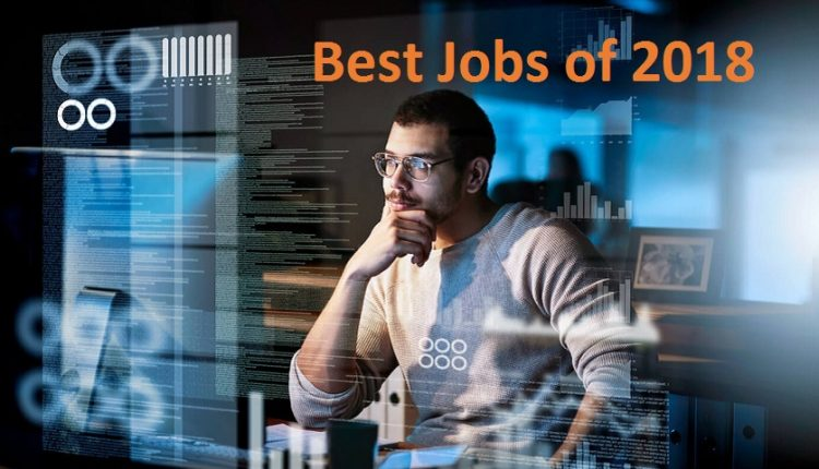 Best Jobs of 2018