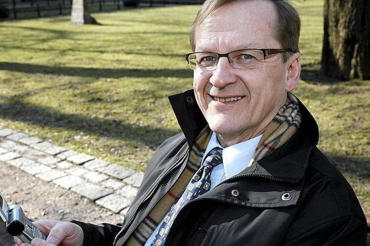 مخترع پیامک Matti Makkonen