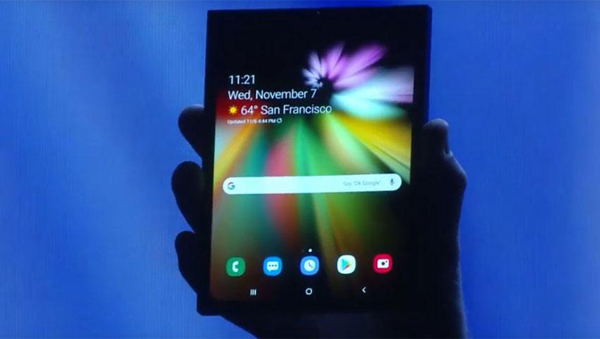 اعلام آمادگی کوالکام برای پشتیبانی تراشههای اسنپدراگون از گوشیهای انعطافپذیر