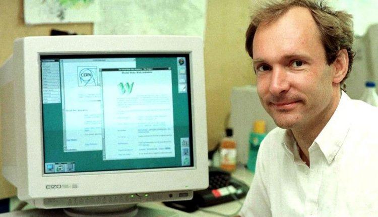 آیا میدانید اولین وب سایت چه شکلی بود؟