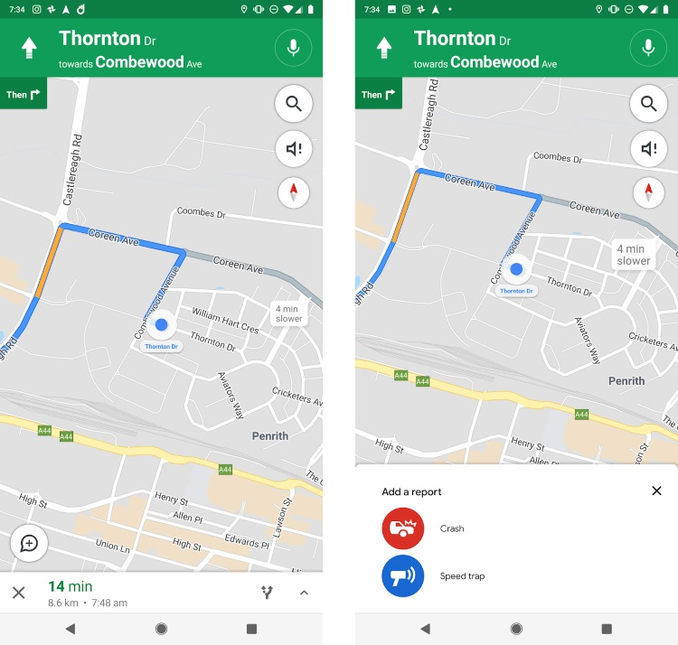 گوگل مپس با قابلیتهای مسیریابی جدید به جنگ با سرویس ویز میرود