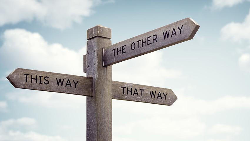 چهار درس مهم برای پیدا کردن مسیر درست زندگی