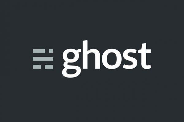 ghost سرویس جایگزین بلاگر
