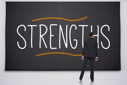 هنگامی که احساس ناامیدی کردید نقاط قوت خود را به خاطر آورید و روی آنها تمرکز کنید