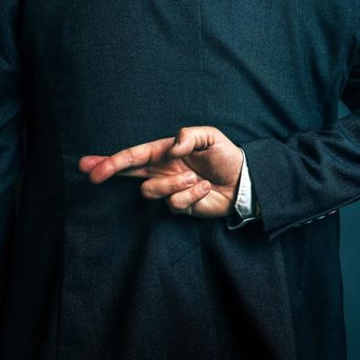 ترس یکی از علل دروغ گفتن افراد