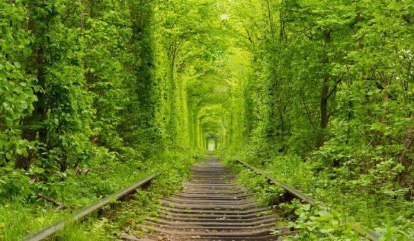 مکانهای دیدنی جهان:تونل عشق