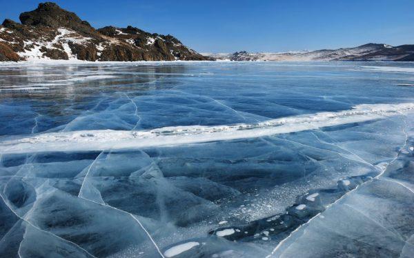 مکانهای دیدنی جهان: دریاچه یخی فیروزهای