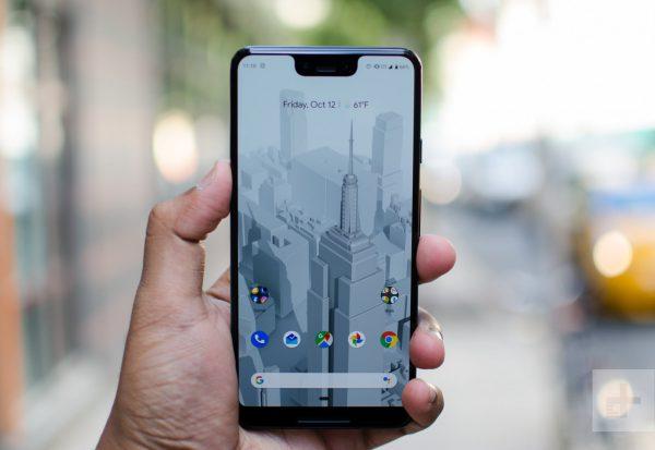 بهترین گوشی های اندروید 2019: گوگل پیکس 3 ایکس ال