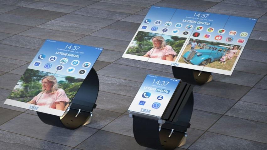 پتنت ای بی ام: ساعت هوشمندی که به تبلت و گوشی هوشمند تبدیل می شود