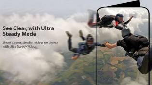 ویژگی Ultra Dark Mode و حالت Ultra Steady Mode در رنو 2