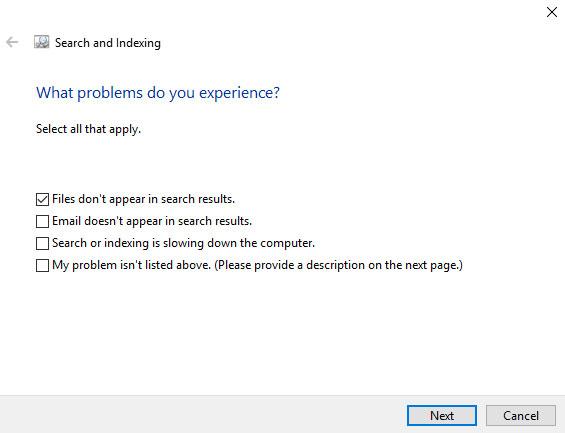 چگونه مشکل از کار افتادن جستجوی منوی استارت در ویندوز 10 را حل کنیم؟