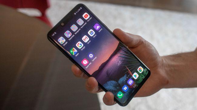بهترین گوشی های ال جی در سال 2019